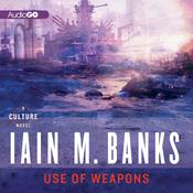 Use of Weapons by  Iain M. Banks audiobook