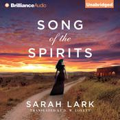 Song of the Spirits by  Sarah Lark audiobook