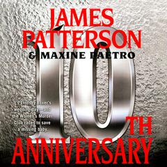 10th Anniversary by James Patterson audiobook