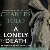 A Lonely Death by  Charles Todd audiobook