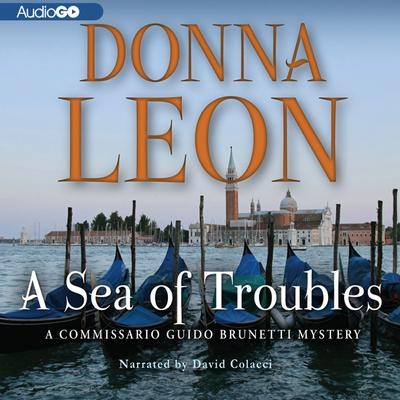 A Sea of Troubles by Donna Leon audiobook