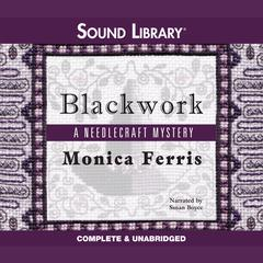 Blackwork by Monica Ferris audiobook