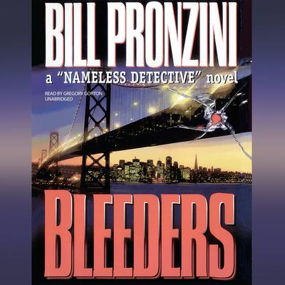 Bleeders by Bill Pronzini audiobook