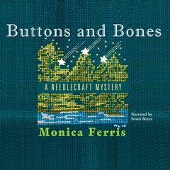 Buttons and Bones by Monica Ferris audiobook
