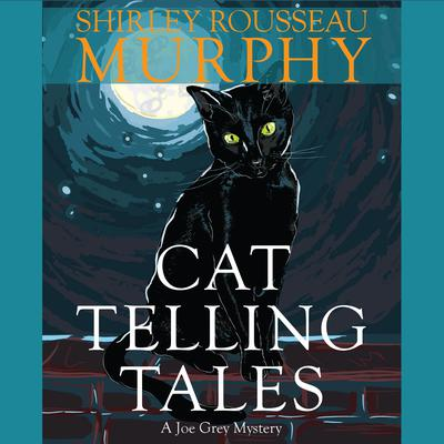 Cat Telling Tales by Shirley Rousseau Murphy audiobook