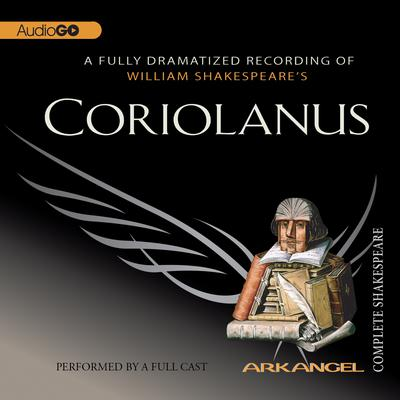 Coriolanus by William Shakespeare audiobook
