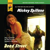 Dead Street by  Mickey Spillane audiobook