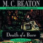 Death of a Bore by M. C. Beaton