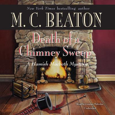 Death of a Chimney Sweep by M. C. Beaton audiobook
