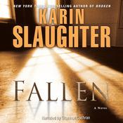Fallen by  Karin Slaughter audiobook