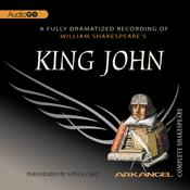 King John by  William Shakespeare audiobook