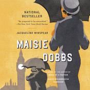 Maisie Dobbs by  Jacqueline Winspear audiobook
