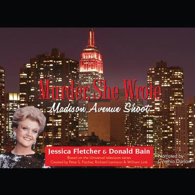 Madison Avenue Shoot by Jessica Fletcher audiobook