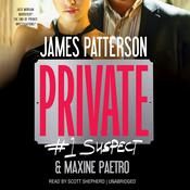 Private: #1 Suspect by  Maxine Paetro audiobook