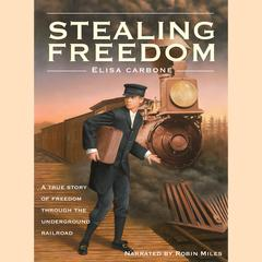Stealing Freedom by Elisa Carbone audiobook