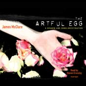 The Artful Egg by  James McClure audiobook