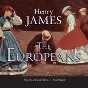 The Europeans by  Henry James audiobook