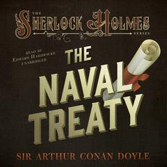 The Naval Treaty by Arthur Conan Doyle audiobook