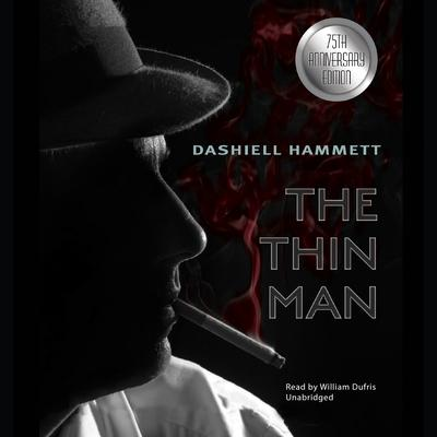 The Thin Man by Dashiell Hammett audiobook