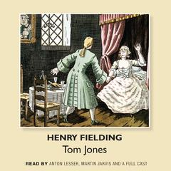 Tom Jones by Henry Fielding