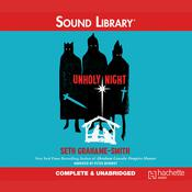 Unholy Night by  Seth Grahame-Smith audiobook