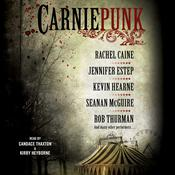 Carniepunk by  Jennifer Estep audiobook