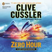 Zero Hour by  Clive Cussler audiobook