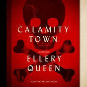 Calamity Town by  Ellery Queen audiobook