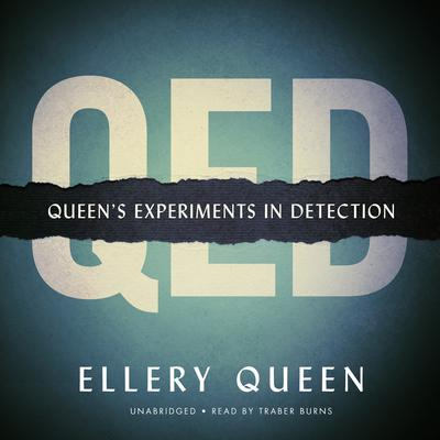 QED by Ellery Queen audiobook