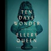 Ten Days' Wonder by  Ellery Queen audiobook