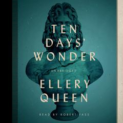 Ten Days' Wonder by Ellery Queen