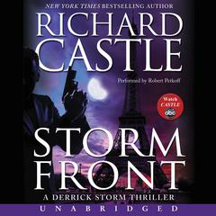 Storm Front by Richard Castle audiobook