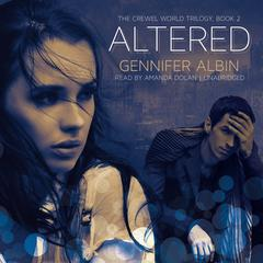 Altered by Gennifer Albin audiobook