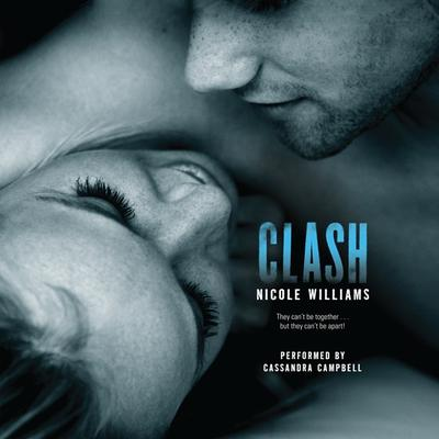 Clash by Nicole Williams audiobook