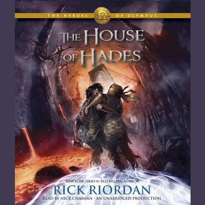 The Heroes of Olympus, Book Four: The House of Hades by Rick Riordan audiobook