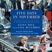 Five Days in November by  Lisa McCubbin audiobook