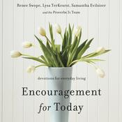 Encouragement for Today by  Samantha Evilsizer audiobook