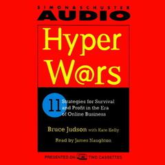 Hyperwars by Bruce Judson audiobook