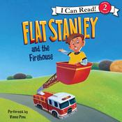 Flat Stanley and the Firehouse by  Jeff Brown audiobook
