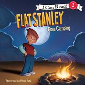 Flat Stanley Goes Camping by  Jeff Brown audiobook
