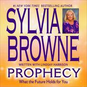 Prophecy by  Sylvia Browne audiobook