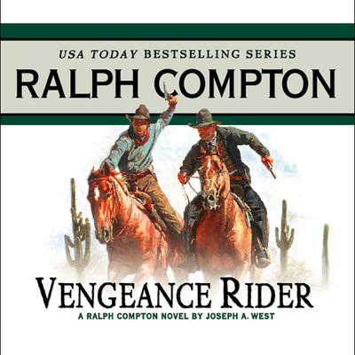 Vengeance Rider by Ralph Compton audiobook