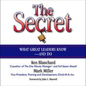 The Secret by  Kenneth Blanchard PhD audiobook