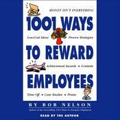 1001 Ways to Reward Employees by  Bob Nelson audiobook