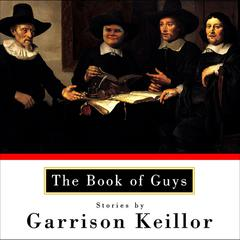 The Book of Guys by Garrison Keillor audiobook