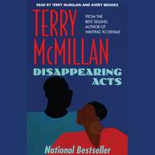 Disappearing Acts by  Terry McMillan audiobook