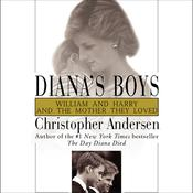 Diana's Boys by  Christopher Andersen audiobook