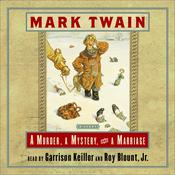 A Murder, a Mystery, and a Marriage by  Mark Twain audiobook