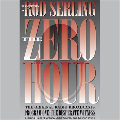 Zero Hour 1 by Rod Serling audiobook