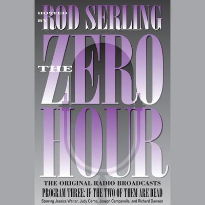 Zero Hour 3 by Rod Serling audiobook